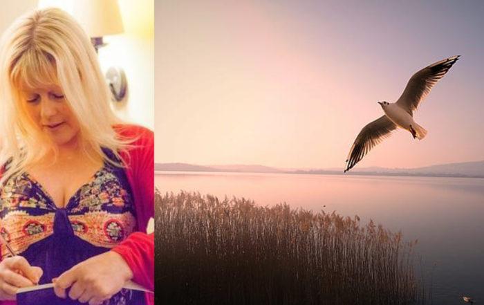 Anna Saunders, poetry workshop, Birds and Butterflies